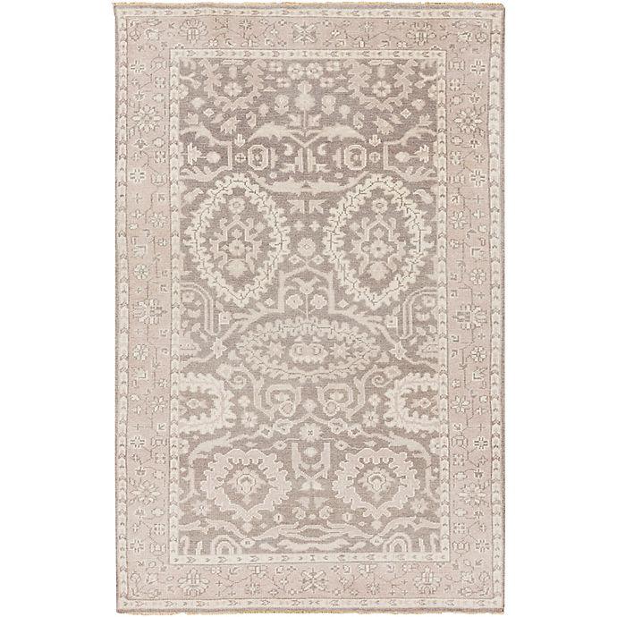 Alternate image 1 for Surya Cappadocia Vintage-Inspired 3'6 x 5'6 Area Rug in Khaki/Taupe