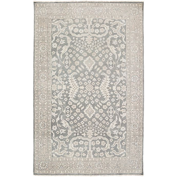 Alternate image 1 for Surya Cappadocia Vintage-Inspired 7'9 x 9'9 Area Rug in Charcoal