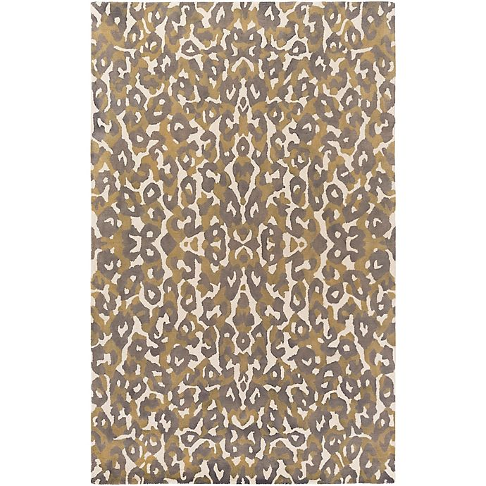 Alternate image 1 for Surya Geology Casual 4' x 6' Area Rug in Brown/Tan