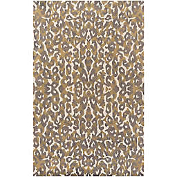 Surya Geology Casual 9' x 13' Area Rug in Brown/Tan