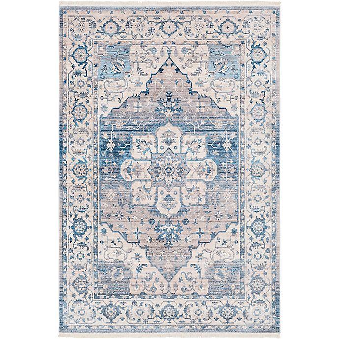 Alternate image 1 for Surya Ephesians Vintage 5' x 7' 9 Area Rug in Blue/Grey