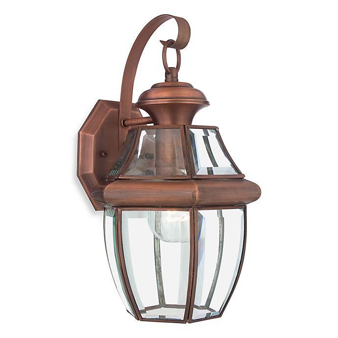 Quoizel Outdoor Lighting Newbury: Buy Quoizel® Newbury Medium 1-Light Outdoor Fixture With
