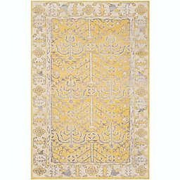 Safavieh Maharaja Azar 5' x 8' Area Rug in Yellow