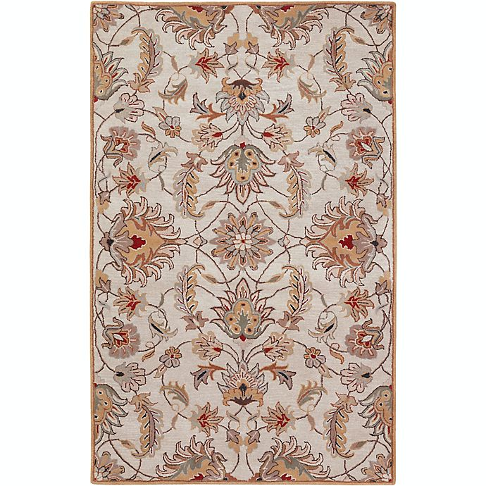 Alternate image 1 for Surya Caesar 10' x 14' Hand-Tufted Area Rug in Pink/Brown