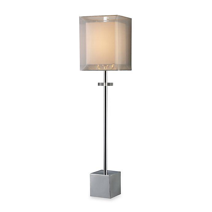 Alternate image 1 for Dimond Lighting Sligo Chrome Buffet Lamp