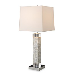 Dimond Lighting Luzerne Mother of Pearl Table Lamp
