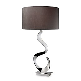 Dimond Lighting Morgan Chrome Table Lamp