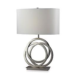 Dimond Lighting Trinity Polished Nickel Table Lamp