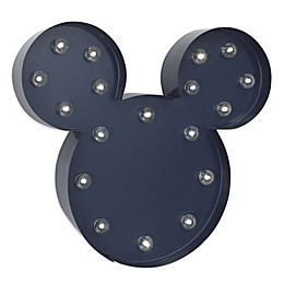 Disney® Mickey Mouse Light-Up Wall Art
