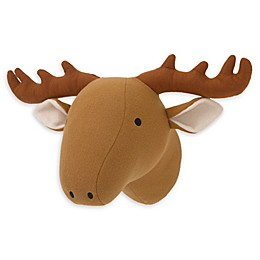 Little Love by NoJo® Moose 15-Inch x 11.5-Inch Plush Wall Décor