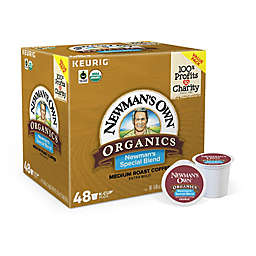 Newman's Own® Organics Special Blend Coffee Keurig® K-Cup® Pods Value Pack 48-Count