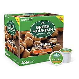 Green Mountain Coffee® Decaf Hazelnut Coffee Keurig® K-Cup® Pods Value Pack 48-Count