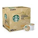 Keurig® K-Cup® Pack 40-Count Starbucks® Veranda Blend™ Blonde Coffee