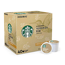 Starbucks® Veranda Blend Blonde Coffee Keurig® K-Cup® Pods Value Pack 40-Count