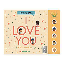 """""""How To Say I Love You in Five Languages"""" by Kenard Pak"""