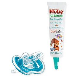 Nuby™ Teething Gel and Teether