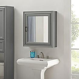Crosley Furniture Tara Bath Mirror Cabinet