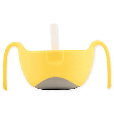 b. box® Toddler Extra Large Bowl + Straw