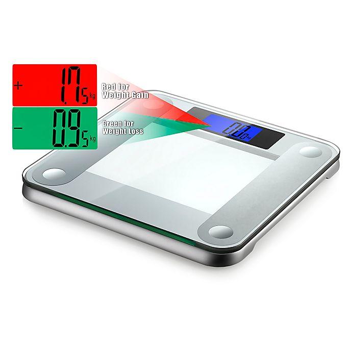 Alternate image 1 for Ozeri® Precision II Bath Scale in Silver