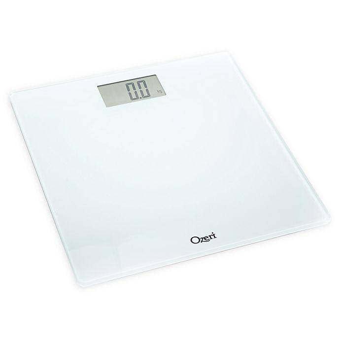 Ozeri 174 Precision Digital Bath Scale 400 Lb Edition Bed
