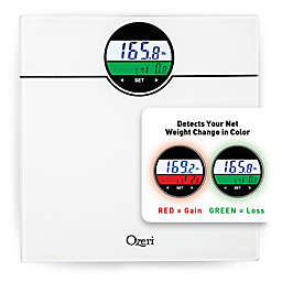 Ozeri® WeightMaster 400 lb. Digital Bath Scale in White