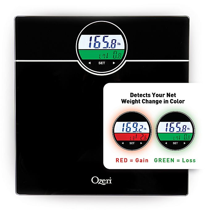 Alternate image 1 for Ozeri® WeightMaster 400 lb. Digital Bath Scale