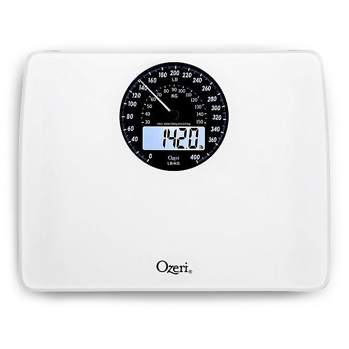 Alternate image 1 for Ozeri® Rev Digital Bathroom Scale