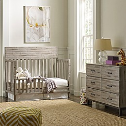 ED Ellen DeGeneres Romero Nursery Furniture Collection in Barnwood Grey