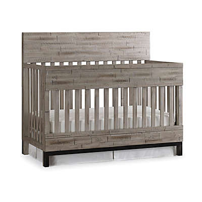 ED Ellen DeGeneres Romero 4-In-1 Convertible Crib in Barnwood Grey
