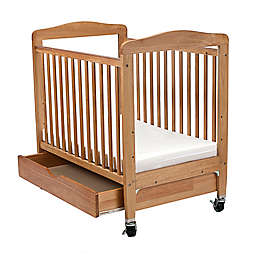 LA Baby® Wood Storage Drawer in Natural