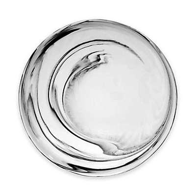 Artisanal Kitchen Supply® Coupe Marbleized Dinner Plates (Set of 4)