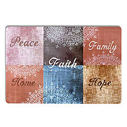 Sentiments Laminate Placemats (Set of 4)