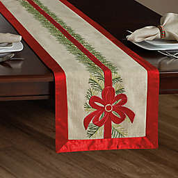 Holly Gift Table Runner