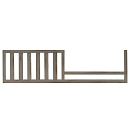 ED Ellen DeGeneres Romero Toddler Guard Rail in Barnwood Grey