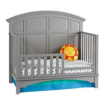 Kolcraft® Universal 4-in-1 Toddler Bed Conversion Kit in Grey