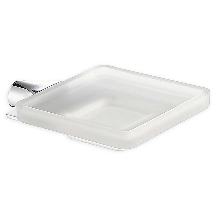 Alternate image 1 for ANZZI Essence Soap Dish in Polished Chrome