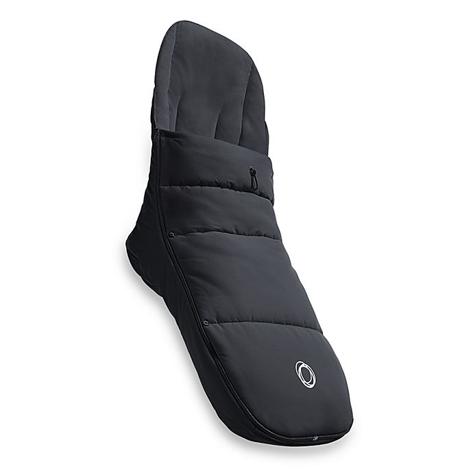 Alternate image 1 for Bugaboo Footmuff in Black