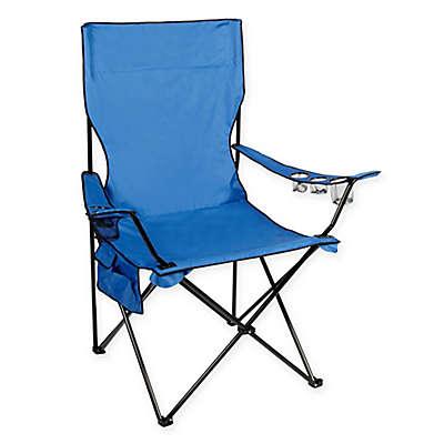 King Hammock Chair in Blue