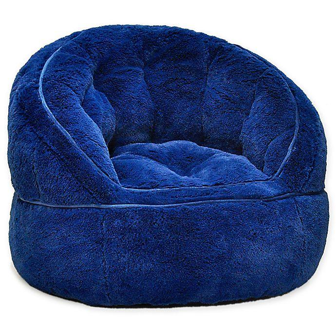 Awesome Urban Shop Faux Fur Bean Bag Chair Bed Bath Beyond Ncnpc Chair Design For Home Ncnpcorg