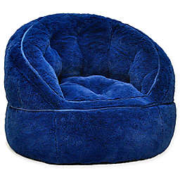 Urban Faux Fur Bean Bag Chair