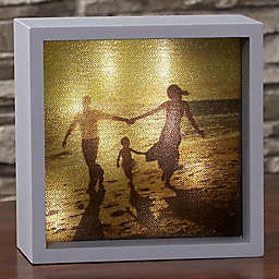 Photo LED Light Shadow Box
