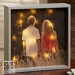 Photo 10-Inch x 10-Inch LED Light Shadow Box