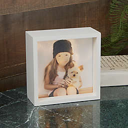 Pet Photo LED Light Shadow Box
