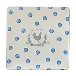 Certified International Urban Farmhouse™ By Susan Winget Square Platter