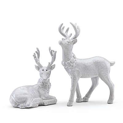 Lenox® Alpine™ Reindeer Salt and Pepper Shakers