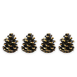 Lenox® Alpine™ Pinecone Placecard Holders (Set of 4)