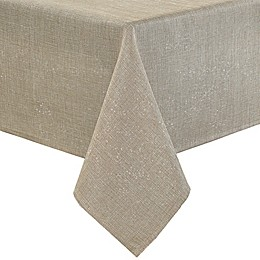 Eclipse Metallic Tablecloth