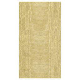 Caspari Moire 12-Pack Paper Guest Towels in Gold