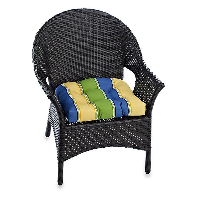 Single U Shaped Seat Cushion Napa