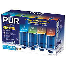 Pur® MineralClear® Faucet Mount Refill Filters (Set of 4)